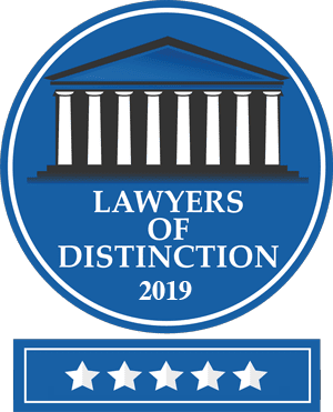 Avi Cohen on Lawyers of Distinction